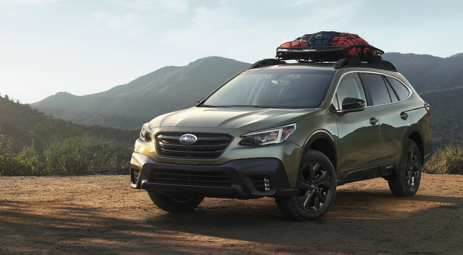 Subaru des Sources | The 2020 Subaru Outback Returns with
