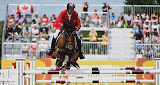 Canadian Show-Jumpers Capture Gold