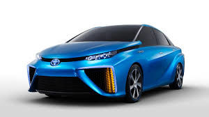 Toyota Mirai Fuels Hydrogen Future