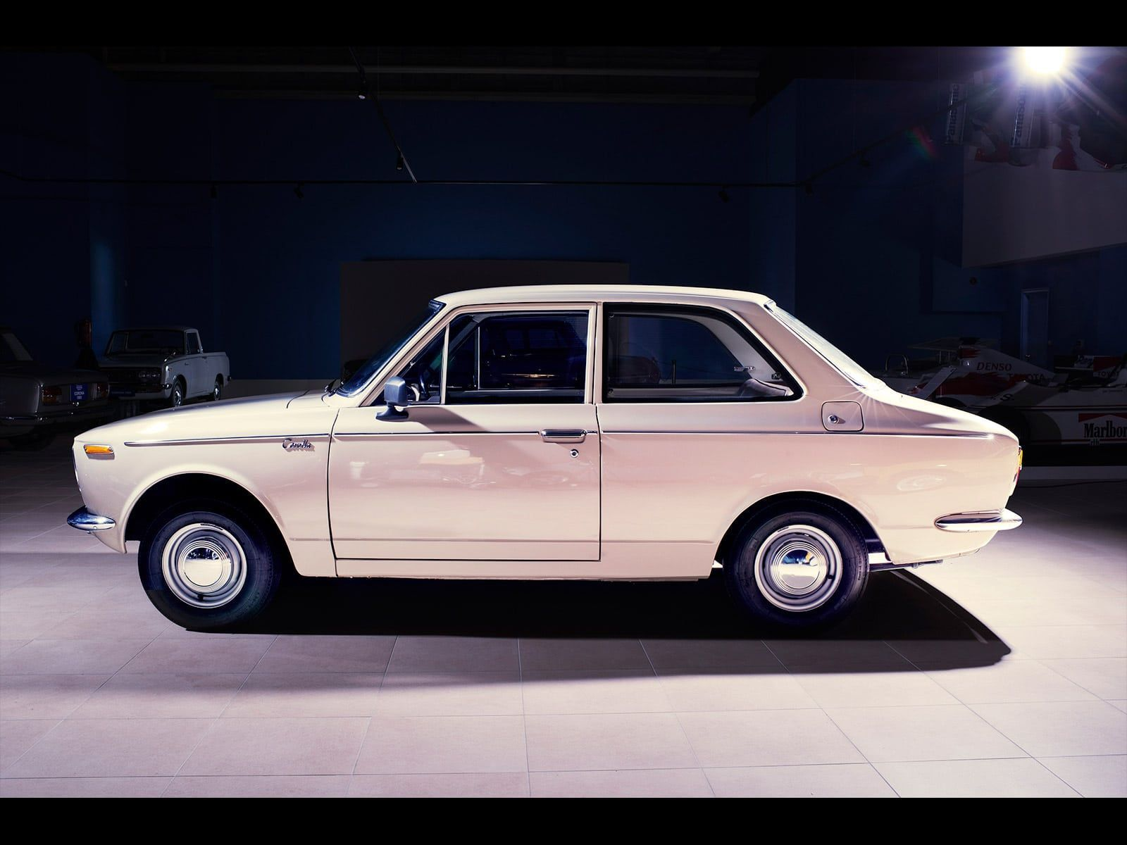 Car for the People - Carolla Celebrates 50 Years