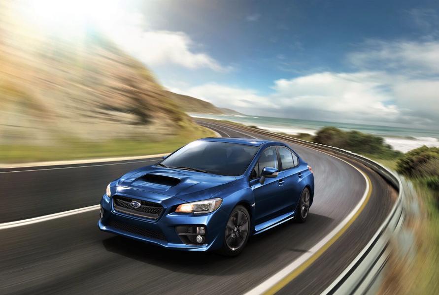 Subaru Canada achieves best-ever sales result for 2016