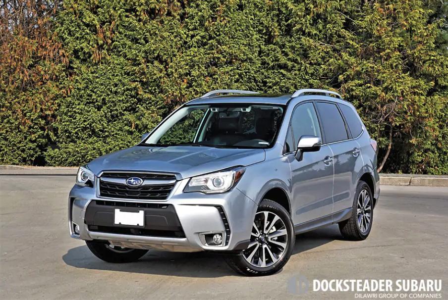Docksteader Subaru   2018 Subaru Forester 2 0XT Limited Road