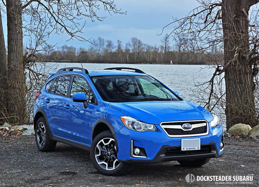 Docksteader Subaru | 2017 Subaru Crosstrek Sport Road Test Review