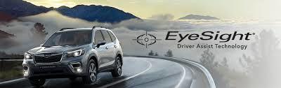 Subaru EyeSight Vancouver