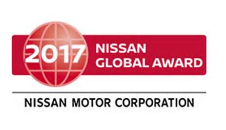 Nissan Global Award 2017