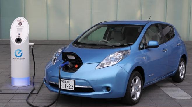 Nissan LEAF reaches 1000 units in Canada