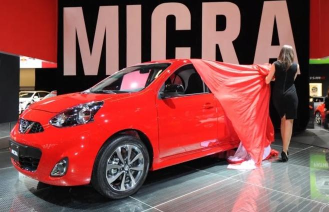 2015 MICRA Ranked #1