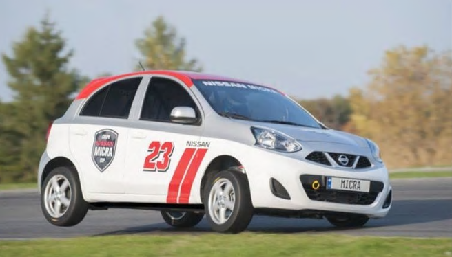 Nissan and JD Motorsport organization announce the Nissan Micra Cup- Featuring Canada's most affordable car
