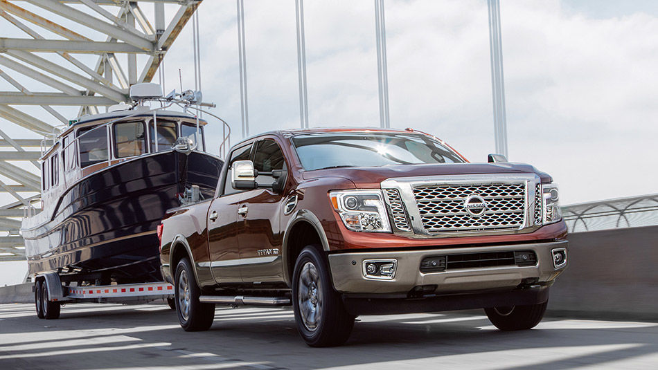 The 2019 Titan XD: Power, Capacity, and Comfort