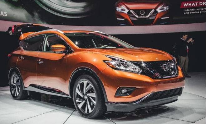 2015 Murano at 2014 New York International Auto Show