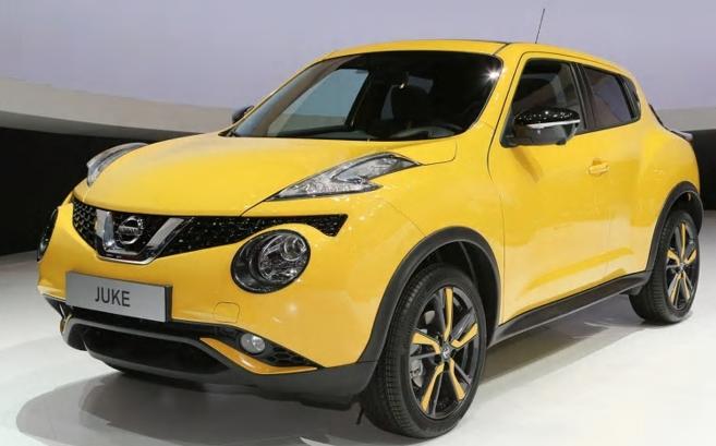 2015 Nissan Juke Receives Styling Updates