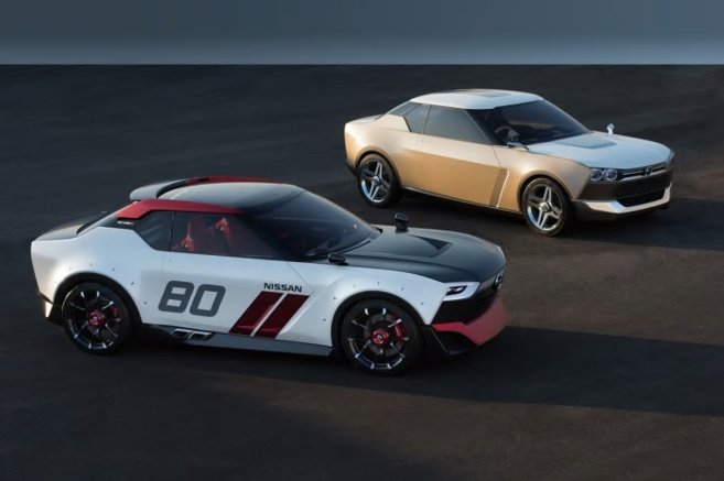 Nissan's IDx Nismo and IDx Freeflow Concepts Hint at New Product Development Strategy