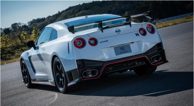 Nissan Wows Tokyo Motor Show with GT-R Nismo