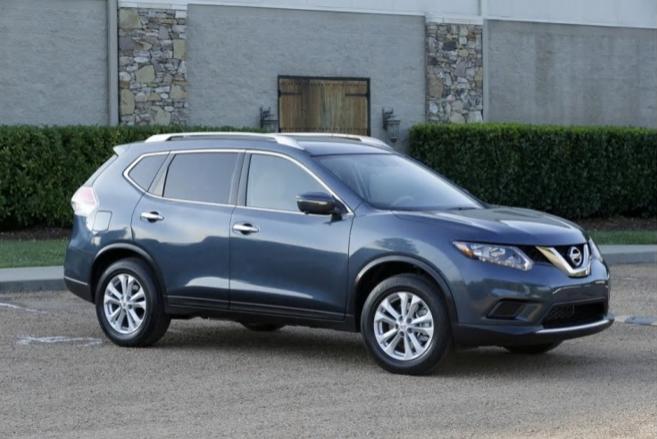 2014 Nissan Rogue Reinvents Itself