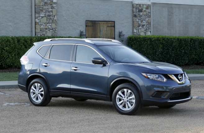 First Images of 2014 Nissan Rogue Released
