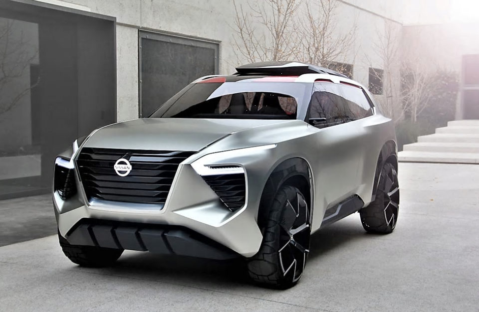 Nissan Presents a Different Kind of SUV with Its Xmotion Concept