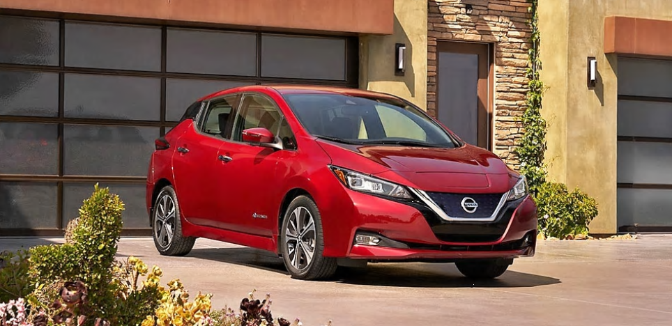 Stylish New 2018 Leaf Combines a Lot More Range with Accessible Pricing