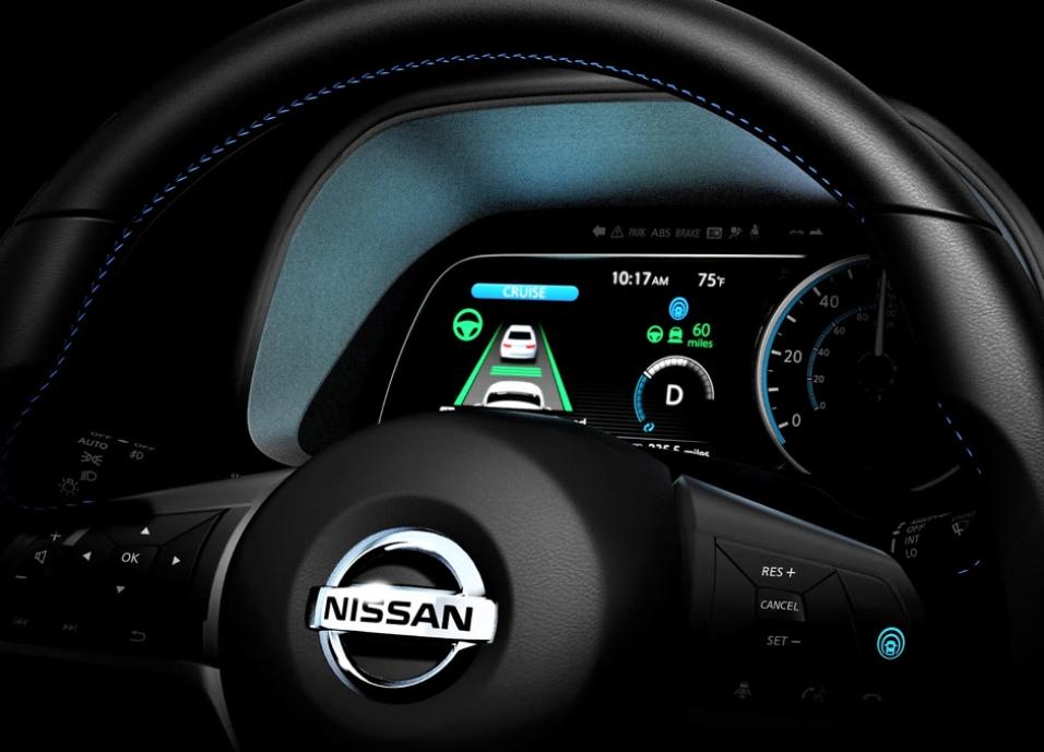 New ProPilot Assist Technology to Enhance 2018 Nissan Leaf
