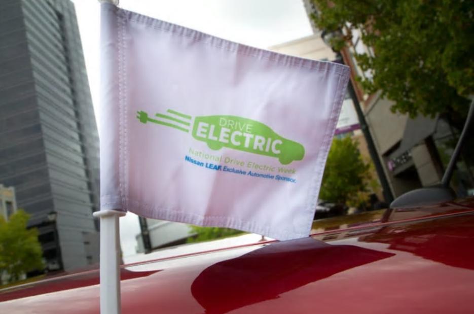 EV Sales Leader Nissan Extends Sponsorship of National Drive Electric Week Through 2017  Sales Leader Nissan Extends Sponsorship of National Drive Electric Week Through 2017