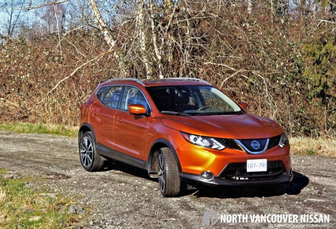 2019 Nissan Qashqai SL Platinum Road Test Review