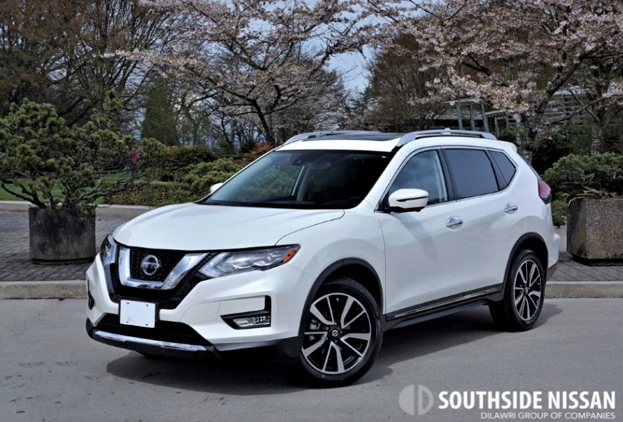 2018 NISSAN ROGUE SL PLATINUM AWD ROAD TEST REVIEW