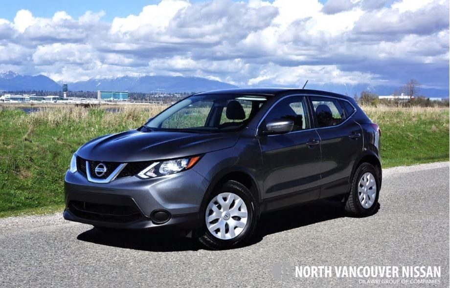 2018 Nissan Qashqai S FWD Road Test Review