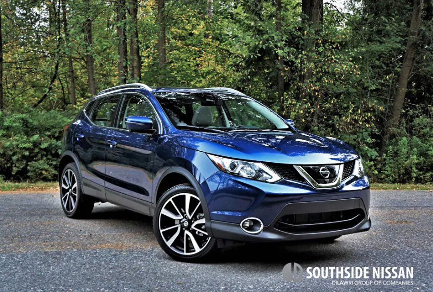 2017 NISSAN QASHQAI SL AWD PLATINUM ROAD TEST REVIEW