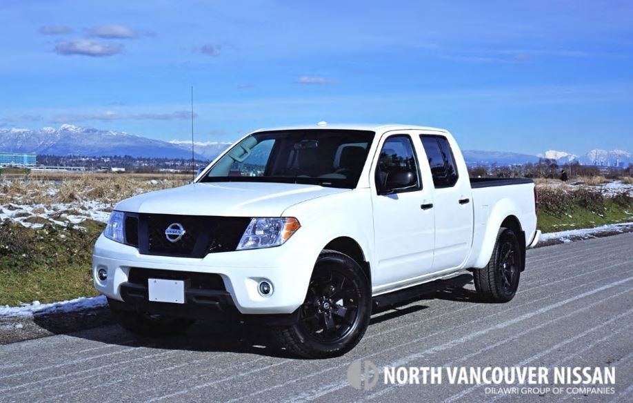 2018 Nissan Frontier Midnight Edition Road Test Review