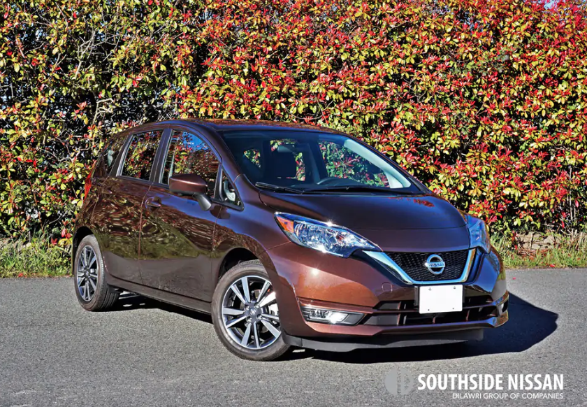 2017 NISSAN VERSA NOTE SL ROAD TEST REVIEW
