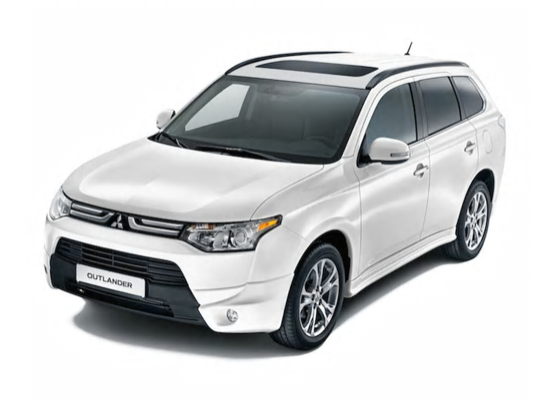 The All-New Limited Edition Outlander
