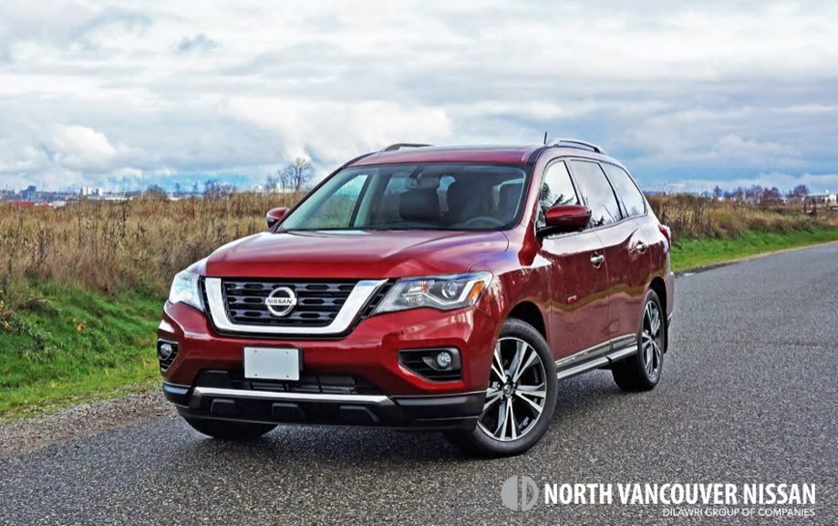2018 nissan pathfinder midnight edition review