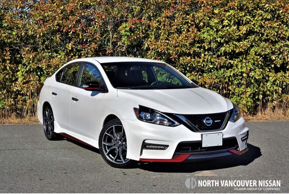 2018 Nissan Sentra Nismo Road Test Review