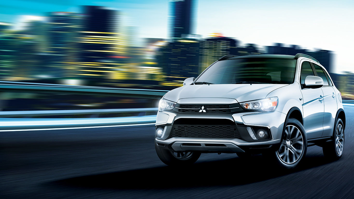 The 2019 Mitsubishi RVR Crossover: Style, Economy, Convenience