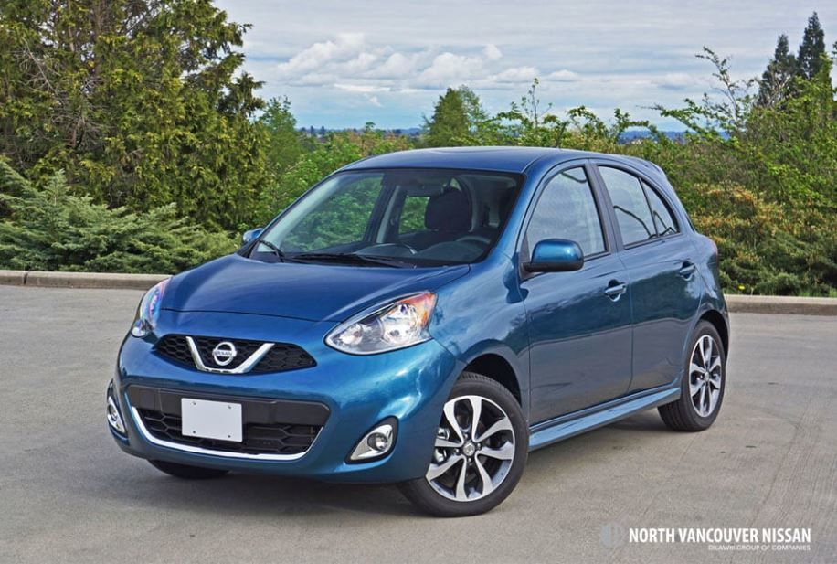 2016 Nissan Micra SR Road Test Review