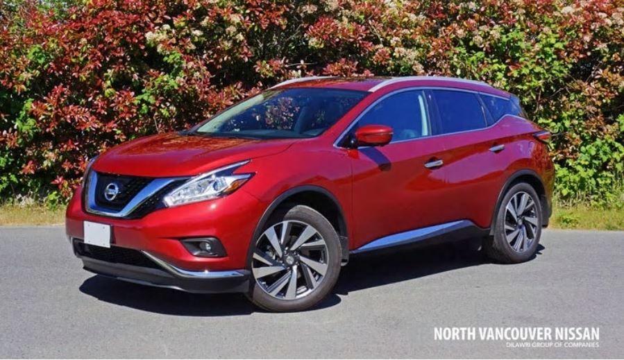2016 Nissan Murano Platinum Road Test Review