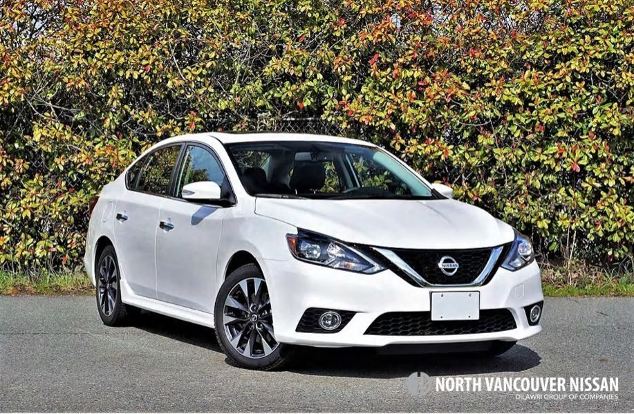 2017 Nissan Sentra SR Turbo Road Test Review