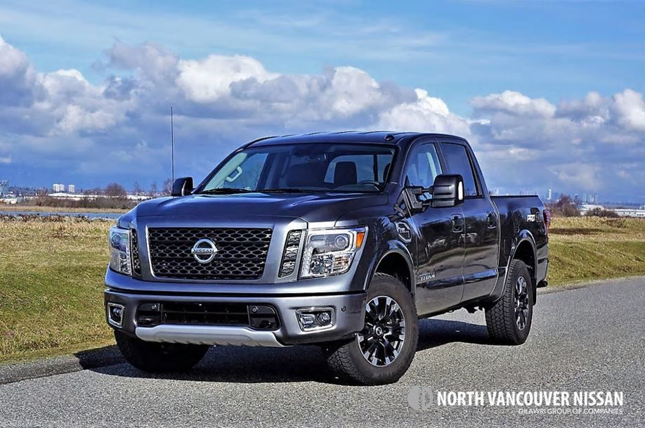 2017 Nissan Titan Crew Cab Pro-4x Road Test Review