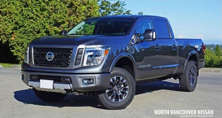 2016 Nissan Titan Xd Road Test Review