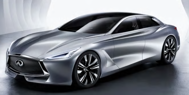 INFINITI Bringing Two Concept Cars to Cias