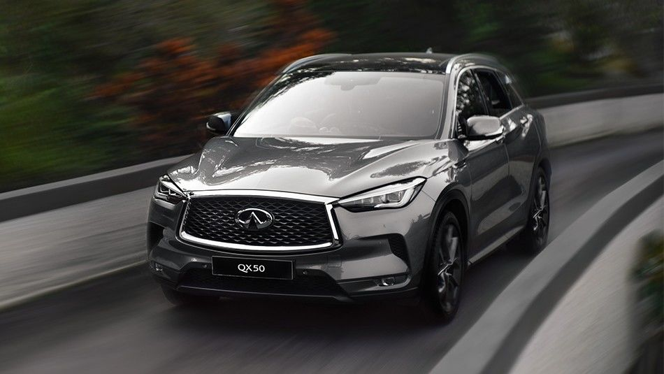The 2019 INFINITI QX50: The Emergence of a New SUV Generation