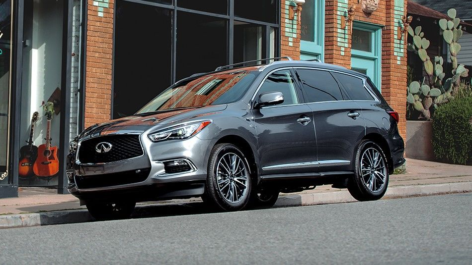 The 2019 INFINITI QX60: Top-Selling and Versatile Luxury Crossover
