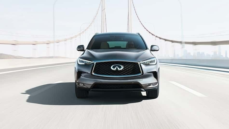 The 2019 INFINITI QX50: Standout Design, World-First Technologies