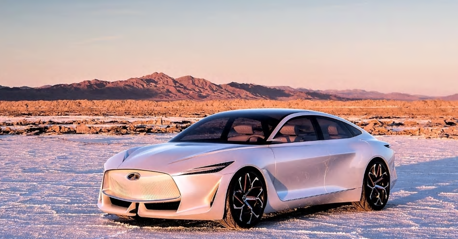 INFINITI Developing a New Dedicated Electric Vehicle Platform