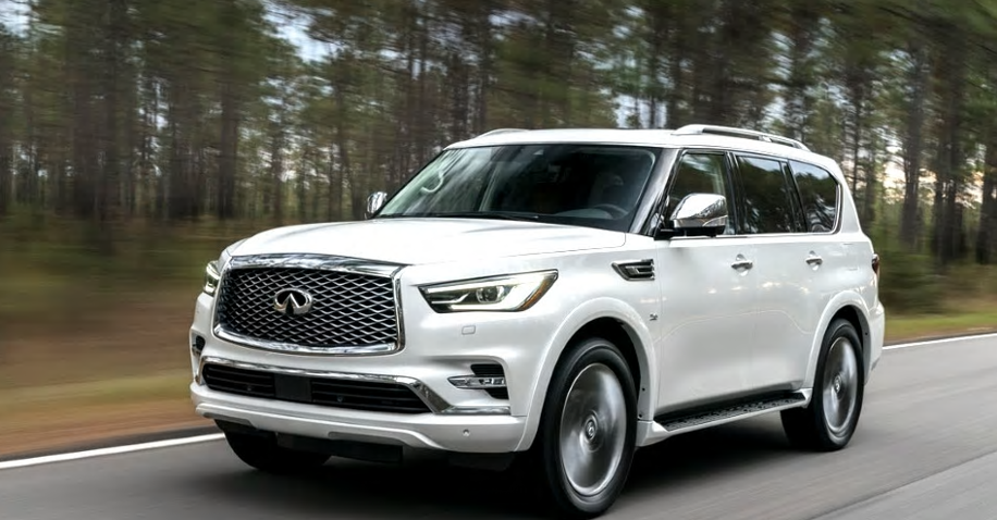Refreshed 2018 INFINITI QX80 Full-Size SUV Delivers Superb Value