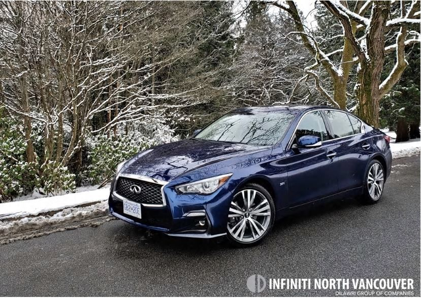 2019 INFINITI Q50 Signature Edition Road Test Review
