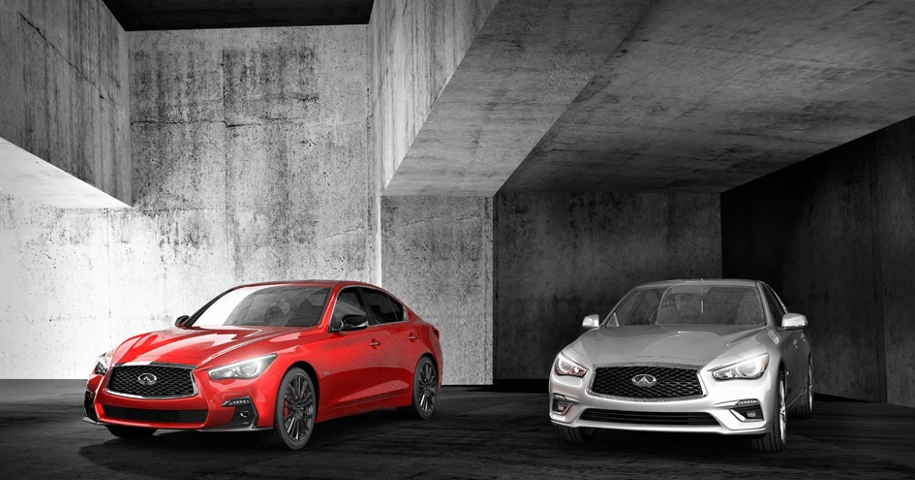 """Refreshed 2018 INFINITI Q50 Set for """"Late Summer"""" Availability"""