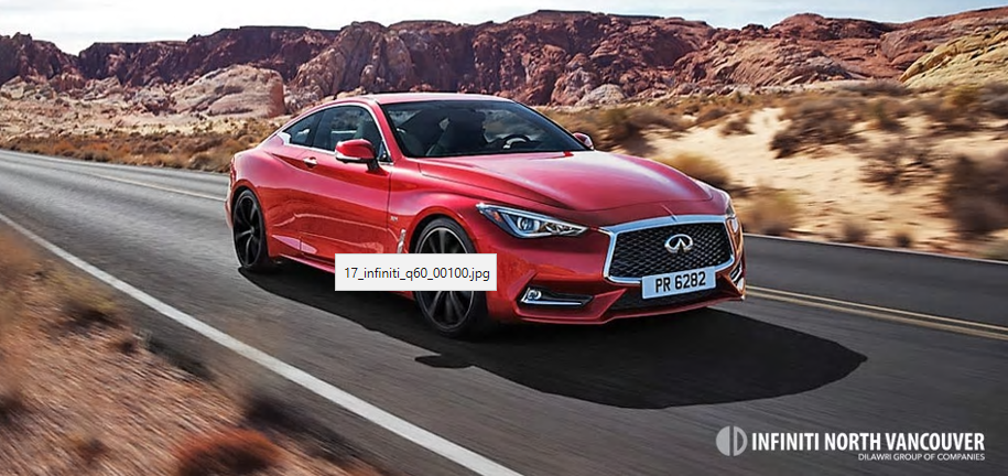 INFINITI's New Q60 Sports Coupe Earns Respected If Design Award