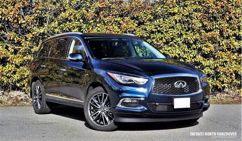2017 INFINITI QX60 AWD Road Test