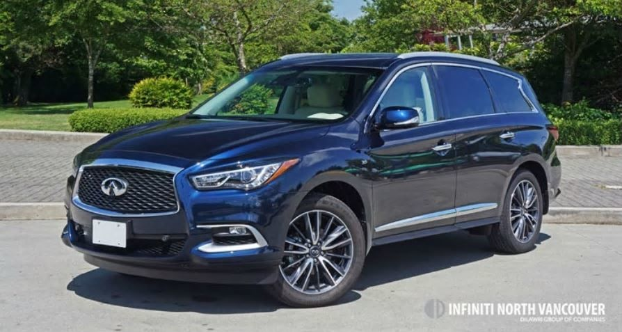 2016 INFINITI QX60 3.5 AWD Deluxe Technology Road Test Review