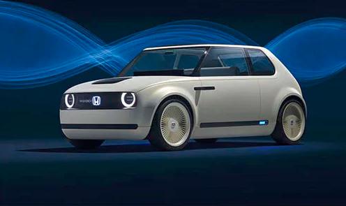 Honda unveils Urban EV Concept at Frankfurt Motor Show